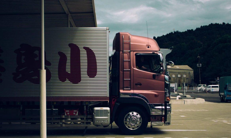 in firma-verband een transportbedrijf